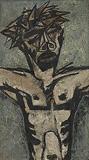 Untitled (Christ) - Krishen  Khanna - Summer Online Auction
