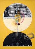 Half- Life Form XV - Aditya  Pande - Modern and Contemporary Indian Art