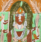 Untitled - K G Subramanyan - Modern and Contemporary Indian Art