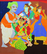 K Laxma  Goud - Modern and Contemporary Indian Art