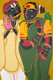 Untitled - Thota  Vaikuntam - Modern and Contemporary Indian Art