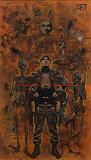 Caput Motum - 7 - Baiju  Parthan - 24 Hour Online Auction: Works on paper