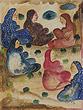 Bhupen  Khakhar - 24 Hour Online Auction: Works on paper