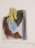 Thirty Seven AQ 75 - M F Husain - 24 Hour Online Auction: Works on paper