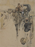 Untitled - N S Bendre - 24 Hour Online Auction: Works on paper