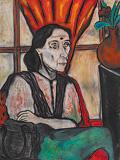 Komu - Surendran  Nair - 24 Hour Online Auction: Works on paper