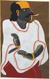 Untitled - Thota  Vaikuntam - 24 Hour Online Auction: Works on paper