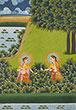 MALASRI RAGINI - Classical Indian Art