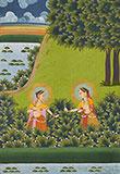 MALASRI RAGINI -    - Classical Indian Art