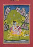 JALANDARNATH -    - Classical Indian Art