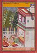 DESAVARARI RAGINI - Classical Indian Art