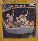 RAGAPUTRA GAMBHIRA OF SRI RAGA -    - Classical Indian Art