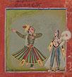 RAGAPUTRA BHRAMARANANDA OF MALKOSA RAGA - Classical Indian Art