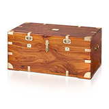 A PERIOD CAMPHOR CHEST -    - The Discerning Eye | Bangalore, Live
