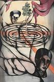 Curtain Call - Anju  Dodiya - Kochi Muziris Biennale Fundraiser Auction | Mumbai, Live