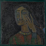Untitled - F N Souza - Evening Sale | New Delhi, Live