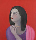 Untitled - Manjit  Bawa - Evening Sale | New Delhi, Live