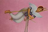 Untitled (Acrobat) - Manjit  Bawa - Evening Sale | New Delhi, Live