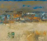 Untitled - K M Adimoolam - Summer Online Auction