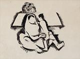 Untitled - N S Bendre - Summer Online Auction