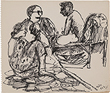 Bhupen  Khakhar - Works on Paper Online Auction