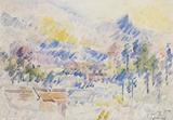 Untitled - Ramkinkar  Baij - Works on Paper Online Auction