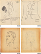 F N Souza - Works on Paper Online Auction