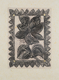 Rani's Garden - Zarina  Hashmi - Works on Paper Online Auction