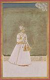 PORTRAIT OF MOHAMMAD SHAH -    - Classical Indian Art | Live Auction, Mumbai