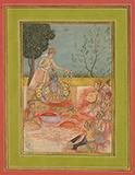 RAGINI BASANT OF RAGA SRI -    - Classical Indian Art | Live Auction, Mumbai