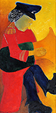 Untitled - Krishen  Khanna - Art and Collectibles Online Auction