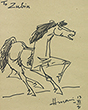 M F Husain - Art and Collectibles Online Auction