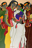 Untitled - Thota  Vaikuntam - Art and Collectibles Online Auction