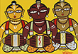 Jamini  Roy - Evening Sale of Modern and Contemporary Indian Art