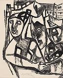 Untitled - Ram  Kumar - Evening Sale of Modern and Contemporary Indian Art