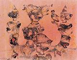 Untitled - Sakti  Burman - Evening Sale of Modern and Contemporary Indian Art
