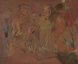 Untitled - Tyeb  Mehta - Evening Sale of Modern and Contemporary Indian Art