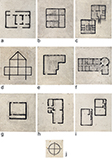 Homes I made / a life in 9 lines - Zarina  Hashmi - Evening Sale of Modern and Contemporary Indian Art