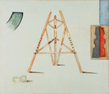 The Easel - Prabhakar  Barwe - The Ties That Bind: South Asian Modern and Contemporary Art