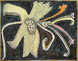 Flower - Jogen  Chowdhury - The Ties That Bind: South Asian Modern and Contemporary Art