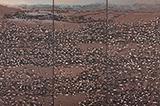Wasteland (Gurgaon) - Nataraj  Sharma - The Ties That Bind: South Asian Modern and Contemporary Art