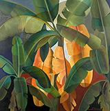 Banana Grove - Senaka  Senanayake - The Ties That Bind: South Asian Modern and Contemporary Art