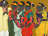 Untitled - Thota  Vaikuntam - The Ties That Bind: South Asian Modern and Contemporary Art
