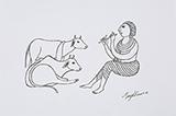 Untitled - Manjit  Bawa - Summer Online Auction