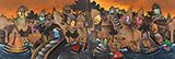Evening at Banaras - Manu  Parekh - Summer Online Auction