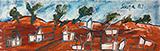 Landscape - F N Souza - Summer Online Auction
