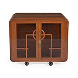 ART DECO CABINET -    - The Design Sale
