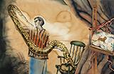 In Custody - Anju  Dodiya - From Classical to Contemporary