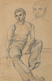 Untitled - Jehangir  Sabavala - From Classical to Contemporary