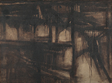 Autumn Landscape - Ram  Kumar - From Classical to Contemporary